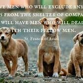 Francis of Assisi - Animals